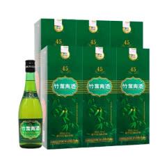 45°杏花村汾酒牧童竹叶青475ml(6瓶装)