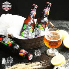 精酿啤酒 龙精酿啤酒原料进口啤酒组合 美式艾尔原浆精酿啤酒6瓶