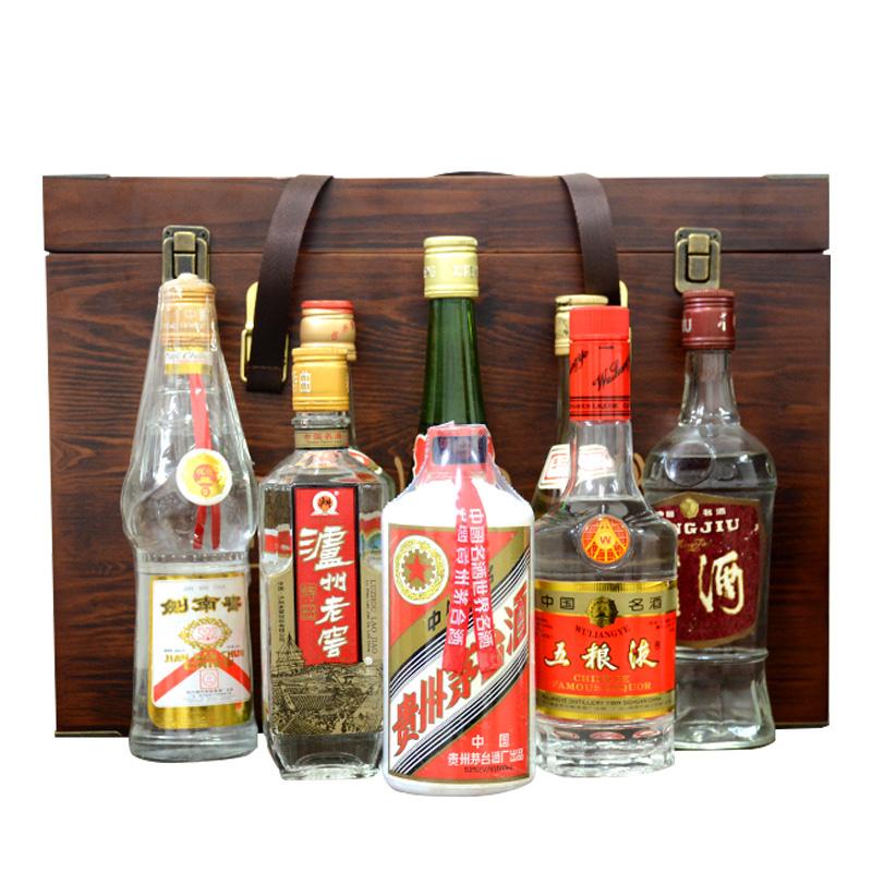 八大名酒九零年代