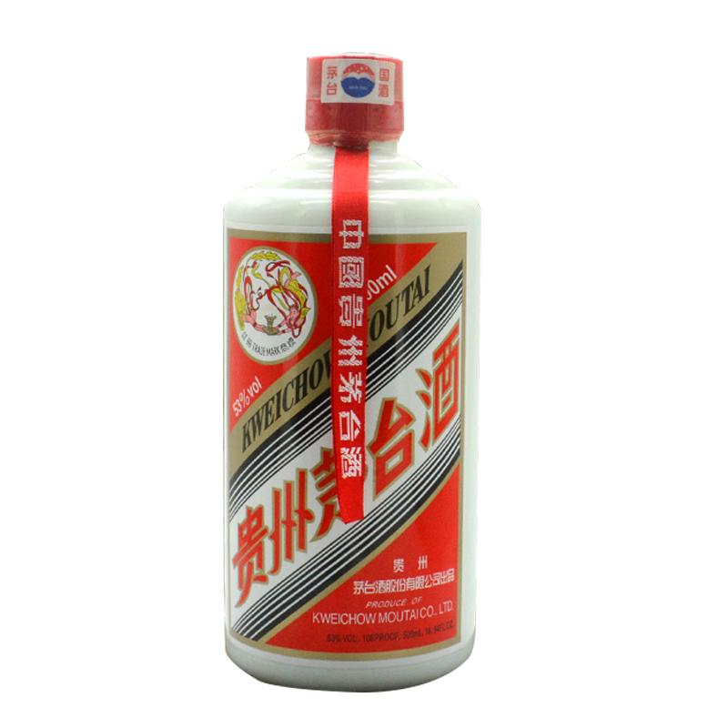 53度飞天茅台2006年出厂500ml陈年老酒