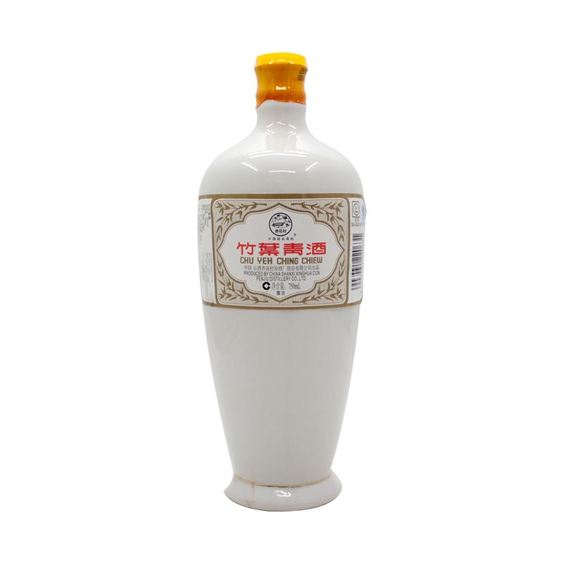 45°竹叶青酒750ml(2009年)