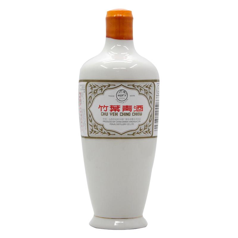 45°竹叶青酒500ml(2005年)
