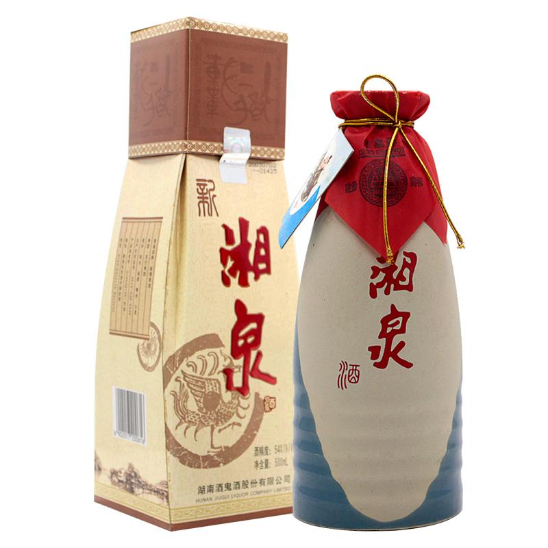 54°酒鬼酒·新湘泉酒500ml(2003年)