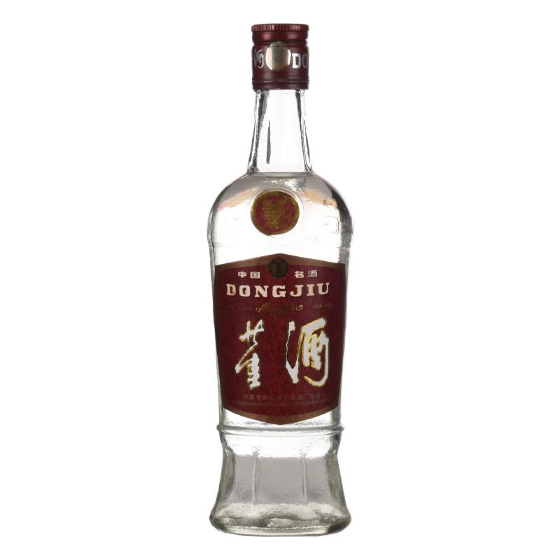 【老酒收藏酒】59°董酒红董500ml (1995年)