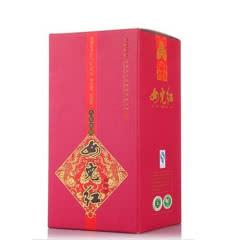 绍兴黄酒女儿红八年花雕牡丹瓶礼盒酒500ml