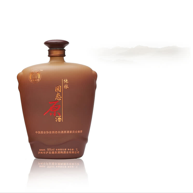 56°泸宜遵固态原酒浓香型1000ml