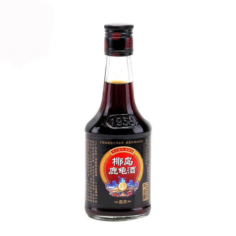 33°椰岛牌鹿龟酒100ml