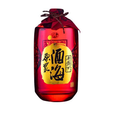 西凤酒酒海原浆x1价格查询 西凤酒多少钱一瓶