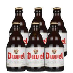 比利时进口啤酒Duvel督威精酿啤酒330ML(6瓶装)