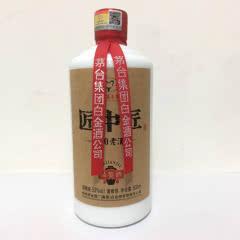 匠中匠53度酱香型J30老酒品鉴酒500mL