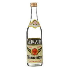 【老酒收藏酒】65° 太原大曲 约500ml(1987年)