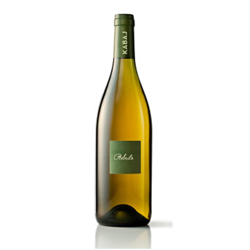 卡巴伊(KABAJ)原瓶进口 13度 丽宝拉白葡萄酒 单支干白红酒单支750ML