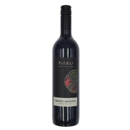 13°智利原瓶进口神谷赤霞珠干红葡萄酒750ml