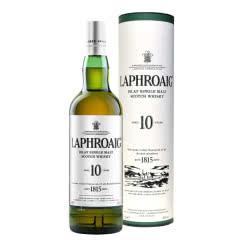 40°英国拉弗格10年单一麦芽威士忌700ml
