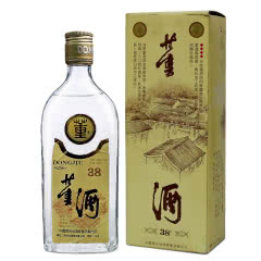 38°董酒500ml(1993年左右)