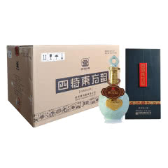 52°四特酒东方韵国韵500ml (6瓶装)