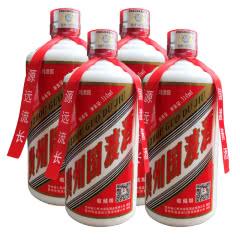 53°贵州国渡酒510ml(4瓶装)