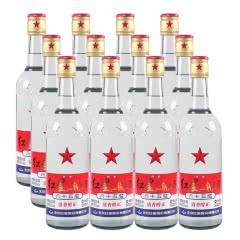65°红星二锅头白瓶500ml(12瓶装)