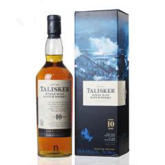 45.8°英国泰斯卡10年单一麦芽苏格兰威士忌700ml
