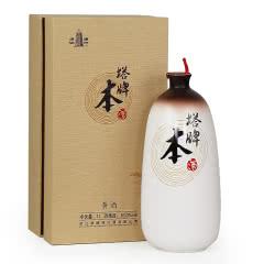 绍兴黄酒 塔牌本酒礼盒1L装 手工绍兴花雕酒