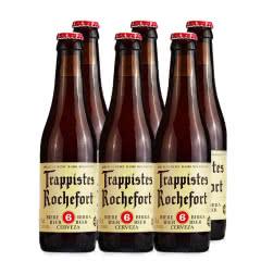 比利时进口修道院啤酒罗斯福6号精酿啤酒330ml(6瓶装)