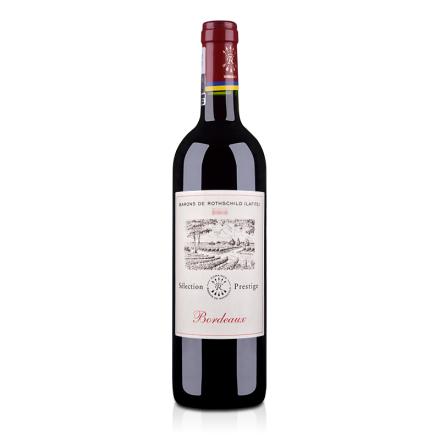 法国红酒法国拉菲尚品波尔多法定产区红葡萄酒(ASC正品行货)