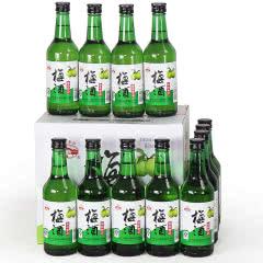 古越龙山青梅酒梅子酒整箱特惠330ml*12预调鸡尾酒果酒