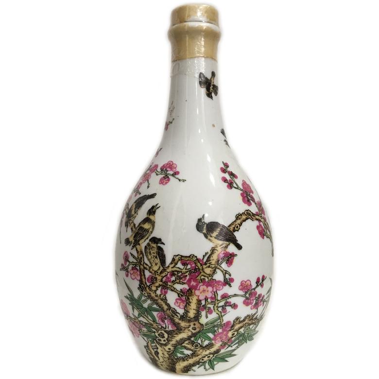金门春节纪念酒 600ml 1986年(无盒)