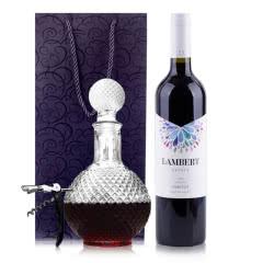 澳大利亚原瓶进口兰伯特同谋梅洛干红葡萄酒750ml