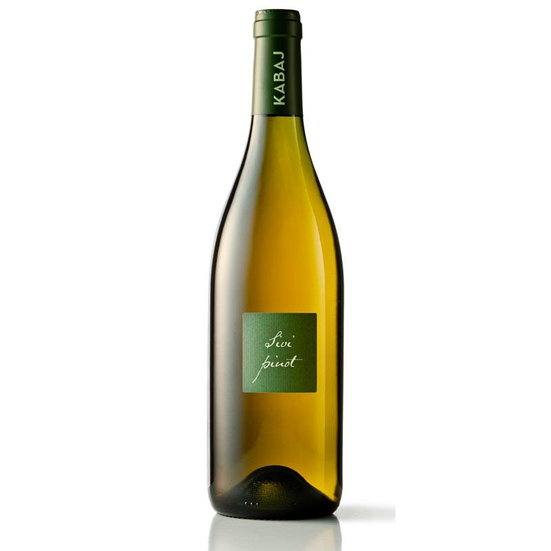 13°卡巴伊(KABAJ)原瓶进口灰皮诺白葡萄酒(自然酒)750ml 1.5L