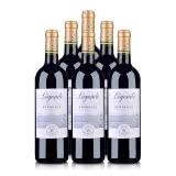 【拉菲特卖】法国拉菲传奇2016波尔多法定产区红葡萄酒750ml(6瓶装)
