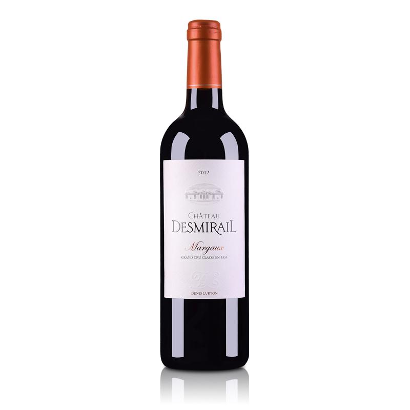 (列级庄·名庄·正牌)狄士美城堡2012干红葡萄酒750ml