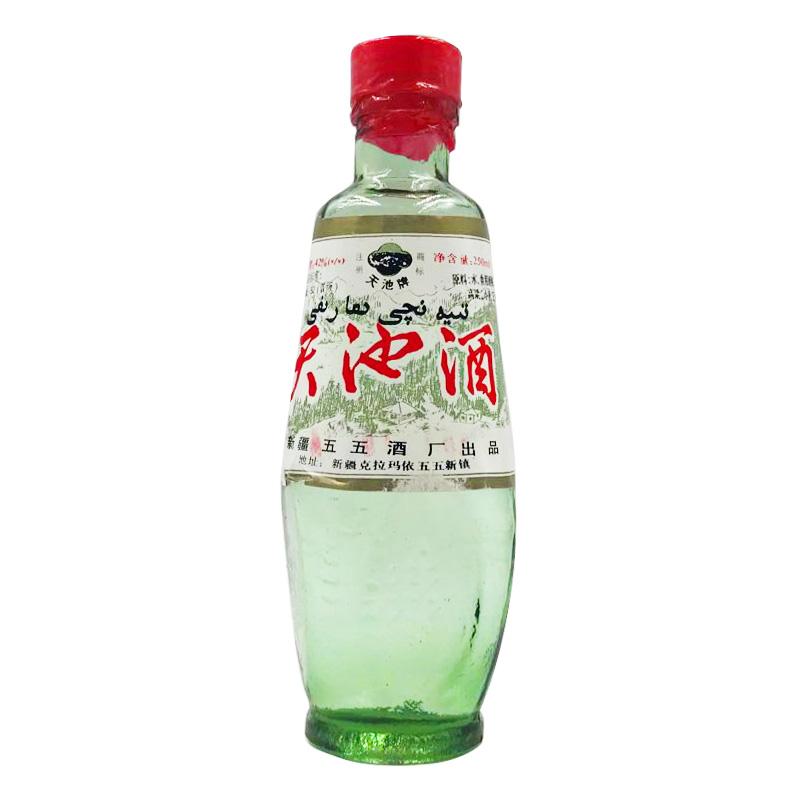 42°天池酒250ml(2001年)