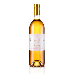 (列级庄·名庄·正牌)克里蒙城堡1996贵腐甜白葡萄酒750ml