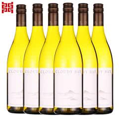 13°云雾之湾长相思苏维浓白葡萄酒750ml 6支装