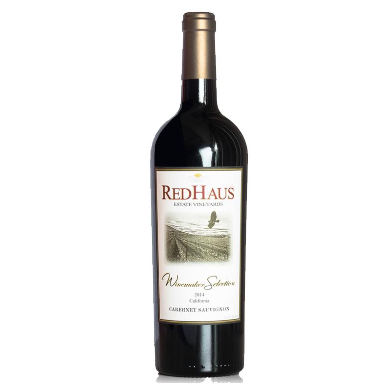 美国豪诗加州赤霞珠干红葡萄酒 750ML