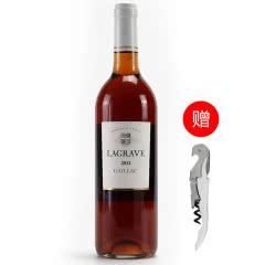 法国红酒法国(原瓶进口)特酿桃红葡萄酒单支750ml