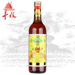 丰收桂花陈酒 甜酒桂花酒 750ML/瓶 丰收红酒