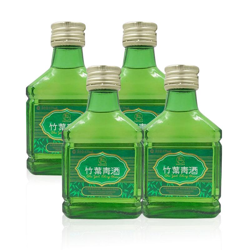 【汾酒特卖】45°竹叶青125ml (2007年) 4瓶装
