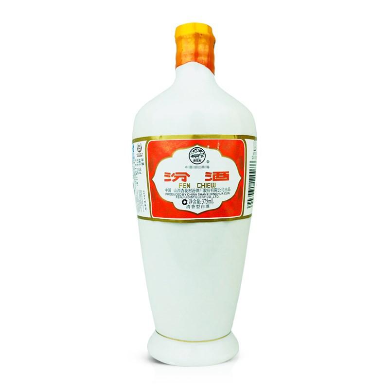 53°瓷瓶汾酒375ml(2010年)