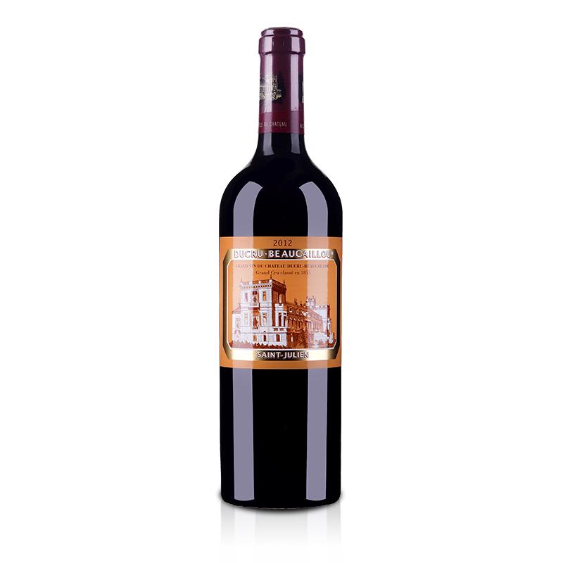 (列级庄·名庄·正牌)宝嘉隆酒庄2012干红葡萄酒750ml