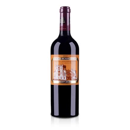 (列级庄·名庄·正牌)宝嘉隆二级酒庄2012干红葡萄酒750ml(又名:宝嘉龙)