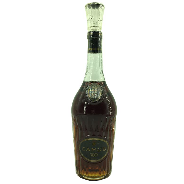 40度 卡慕CAMUS 长瓶XO 1980年代初 1500ml(无盒)