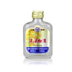 42°汾酒集团高粱白清香型白酒125ml
