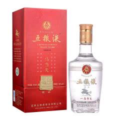 【老酒特卖】52°精品一马当先五粮液500ml(2012年)