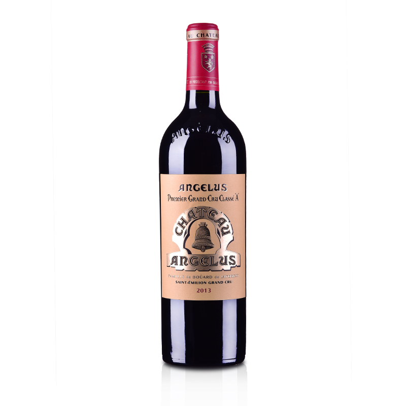(列级庄·名庄·正牌)金钟酒庄2013干红葡萄酒750ml