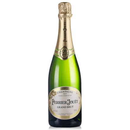 法国原瓶进口巴黎之花香槟 Perrier Jouet 巴黎之花特级干型香槟750ml