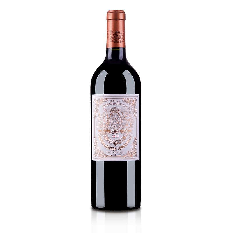 (列级庄·名庄·正牌)碧尚男爵酒庄2011干红葡萄酒750ml