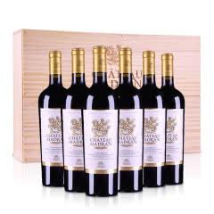 梦特骑士城堡干红葡萄酒(正牌)750ml*6
