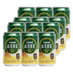 金牌 台湾啤酒凤梨味果啤330ml(12听装)